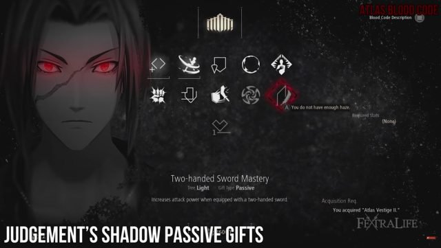 "jugements-shadow-build-passifs-cadeaux-code-vein-guide ""width ="" 640 ""height ="" 361 ""srcset ="" // fextralife.com/wp-content/uploads/2019/10/judrages-shadow-build -passive-gifts-code-vein-guide-640x361.jpg 640w, //fextralife.com/wp-content/uploads/2019/10/judrages-shadow-build-passive-gifts-code-vein-guide-300x169. jpg 300w, //fextralife.com/wp-content/uploads/2019/10/judrages-shadow-build-passive-gifts-code-vein-guide-768x433.jpg 768w, //fextralife.com/wp-content/ uploads / 2019/10 / jugements-shadow-build-passifs-cadeaux-code-vein-guide-150x85.jpg 150w, //fextralife.com/wp-content/uploads/2019/10/judrages-shadow-build-passive -gifts-code-vein-guide-750x423.jpg 750w, //fextralife.com/wp-content/uploads/2019/10/judrages-shadow-build-passive-gifts-code-vein-guide-540x304.jpg 540w , //fextralife.com/wp-content/uploads/2019/10/judements-shadow-build-passive-gifts-code-vein-guide-263x148.jpg 263w, //fextralife.com/wp-content/uploads/ 2019/10 / jugements-shadow-build-passif-cadeaux-code-vein-guide-116 x65.jpg 116w ""tailles ="" (largeur maximale: 640 pixels) 100vw, 640 pixels ""/></p> <h4 style="