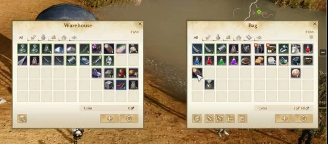 """archeage-unchained-features-inventory """"width ="""" 640 """"height ="""" 282 """"srcset ="""" // fextralife.com/wp-content/uploads/2020/04/archeage-unchained-features-inventory-640x282.jpg 640w, //fextralife.com/wp-content/uploads/2020/04/archeage-unchained-features-inventory-300x132.jpg 300w, //fextralife.com/wp-content/uploads/2020/04/archeage-unchained-features -inventory-768x339.jpg 768w, //fextralife.com/wp-content/uploads/2020/04/archeage-unchained-features-inventory-150x66.jpg 150w, //fextralife.com/wp-content/uploads/2020 /04/archeage-unchained-features-inventory-750x331.jpg 750w, //fextralife.com/wp-content/uploads/2020/04/archeage-unchained-features-inventory-540x238.jpg 540w, //fextralife.com /wp-content/uploads/2020/04/archeage-unchained-features-inventory.jpg 1209w """"data-lazy-tailles ="""" (largeur max: 640px) 100vw, 640px """"src ="""" http://fextralife.com /wp-content/uploads/2020/04/archeage-unchained-features-inventory-640x282.jpg """"/></p> <p><noscript><img class="""