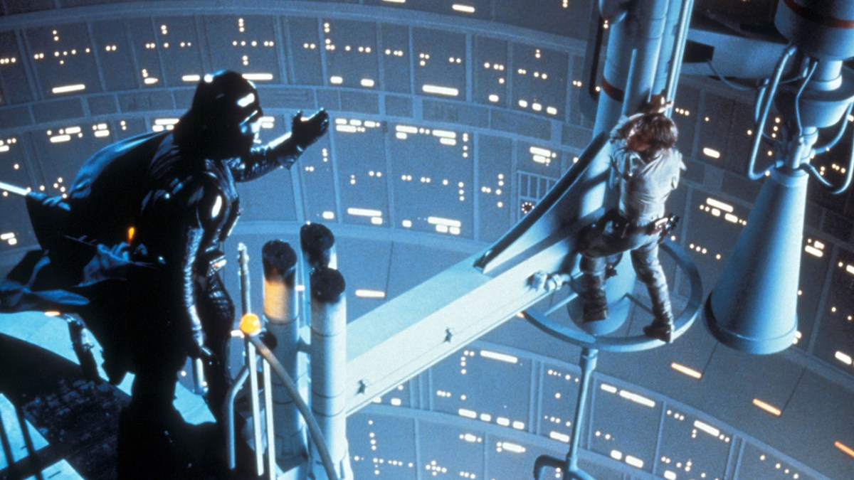 "Critique d'Empire Strikes Back: film de 1980 | Hollywood Reporter ""data-recalc-dims ="" 1"